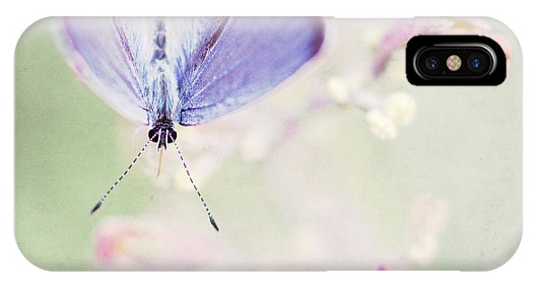 Little Blue IPhone Case