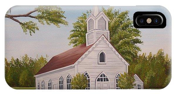 Little Chapel IPhone Case