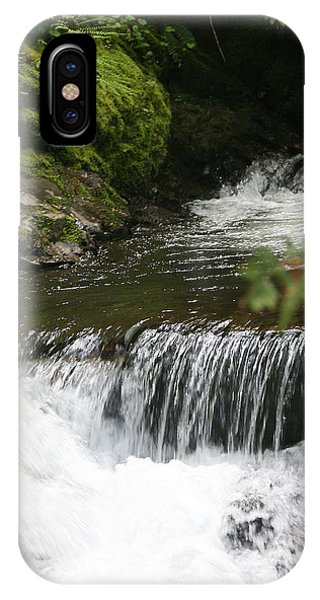 Little Creek Falls IPhone Case