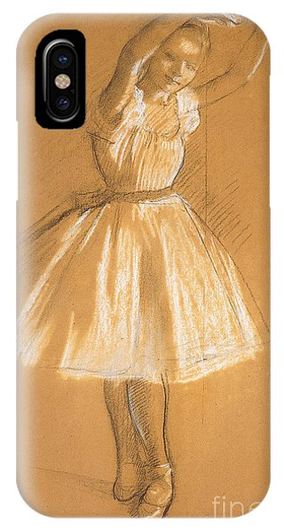 Ballerina iPhone Case - Little Dancer by Edgar Degas