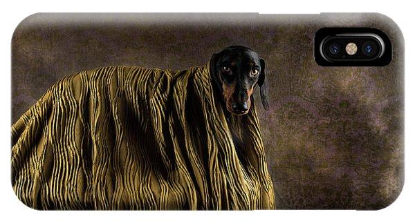 Prairie Dog iPhone Case - Little Dandy by Heike Willers
