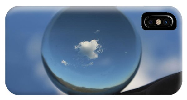 Little Heart Cloud IPhone Case