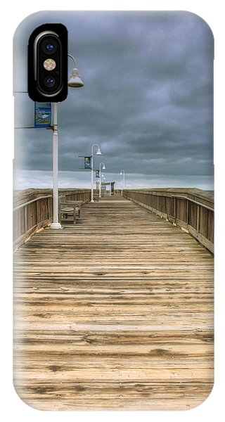 Little Island Pier IPhone Case