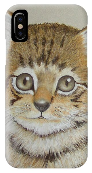 Little Kitty IPhone Case