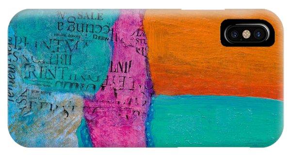 Little Landscape IPhone Case