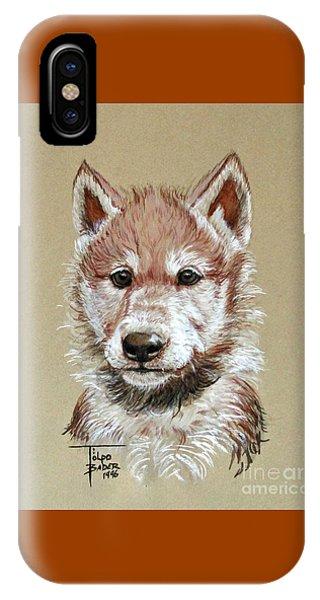 Little Lobo IPhone Case