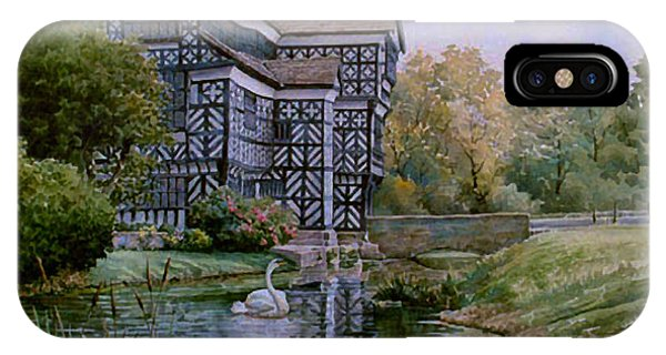 iPhone Case - Little Moreton Hall by Anthony Forster