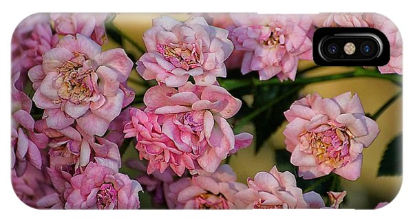 Little Pink Roses For You IPhone Case