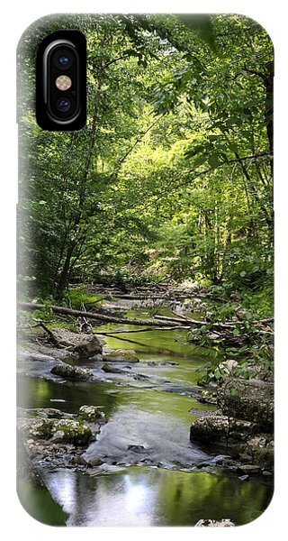 Little River Smoky Mountains IPhone Case