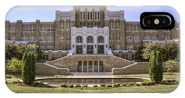 Little Rock Central High School IPhone Case