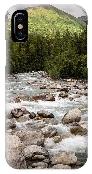 Little Susitna River IPhone Case