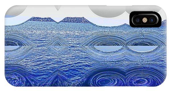 Little Wave IPhone Case