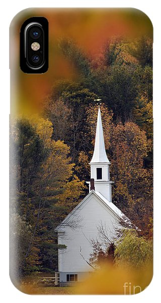 Little White Church - D007297 IPhone Case