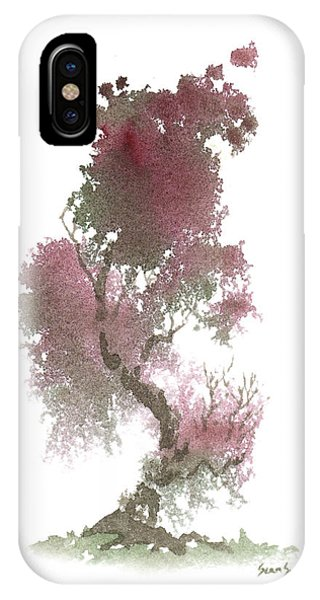 Little Zen Tree 1117 IPhone Case