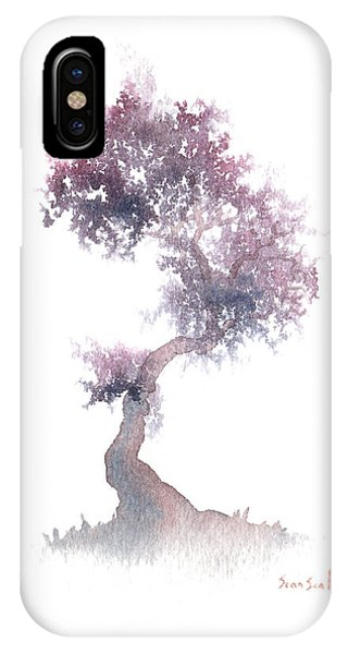 Little Zen Tree 1508 IPhone Case