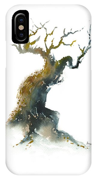 Little Zen Tree 1582 IPhone Case