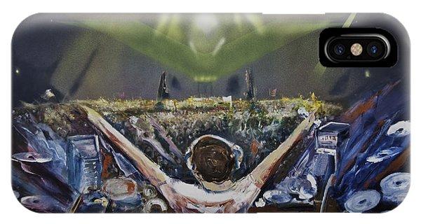 Live Dj IPhone Case