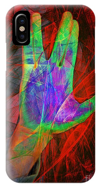 Wingsdomain iPhone Case - Live Long And Prosper 20150302v2 by Wingsdomain Art and Photography