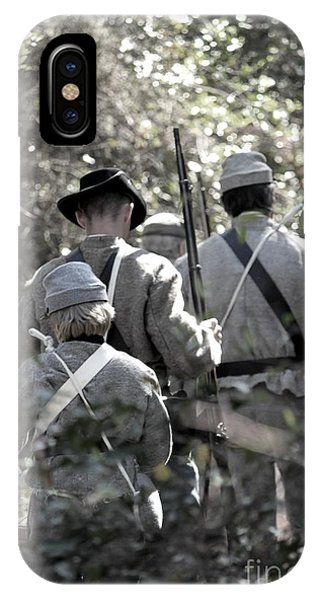 Living History IPhone Case