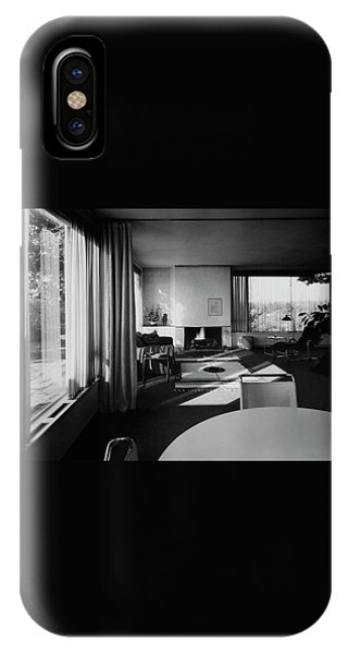 Living Room In Mr. And Mrs. Walter Gropius' House IPhone Case