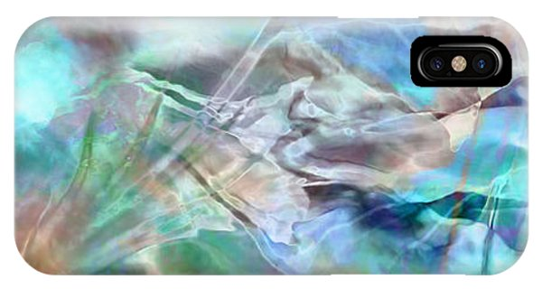 Living Waters - Abstract Art IPhone Case