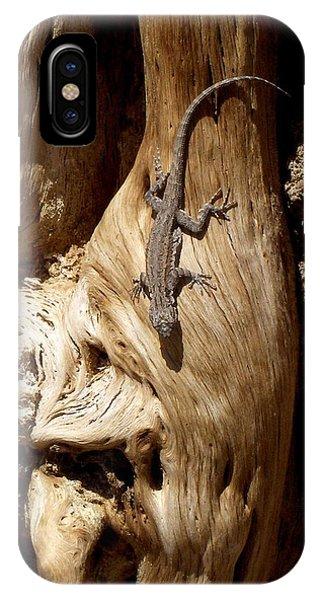 Lizard IPhone Case