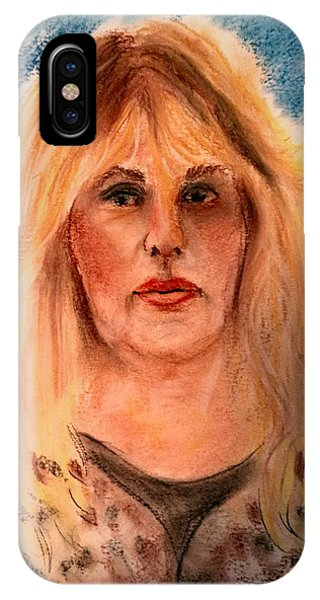 Lizbeth IPhone Case