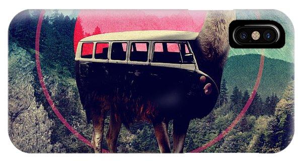 Llama iPhone Case - Llama by Ali Gulec