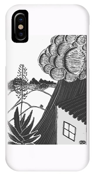 Lluvia IPhone Case