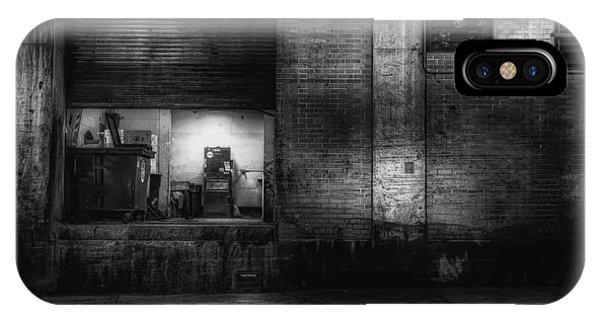 Industrial iPhone Case - Loading Dock by Scott Norris