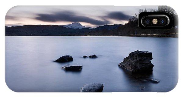 Loch Ard iPhone Case - Loch Ard by Rod McLean