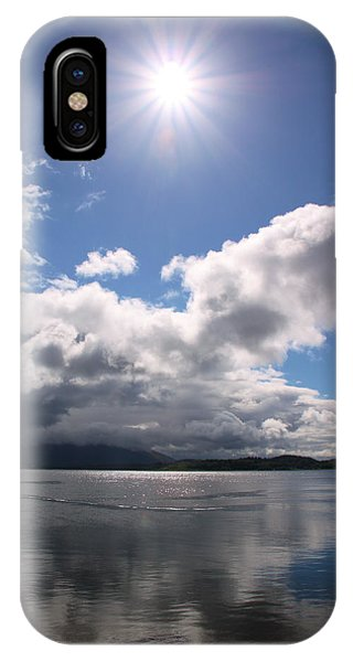 Loch Etive IPhone Case