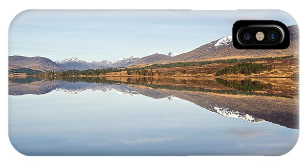 Loch Tulla In Spring IPhone Case