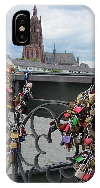 Locks Of Love 2 IPhone Case