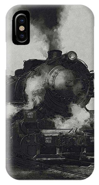 Locomotive IPhone Case