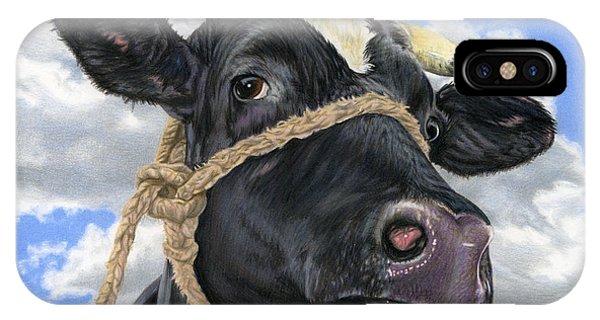 Cow iPhone Case - Lola by Sarah Batalka