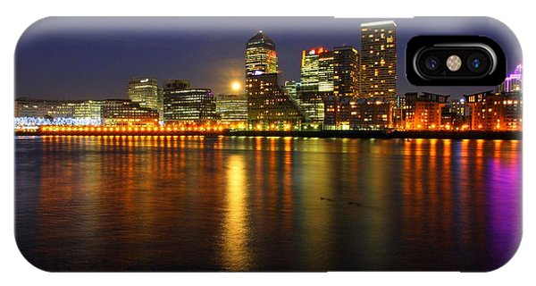 London 27 IPhone Case