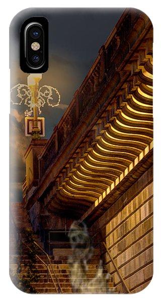 London Bridge Spirits IPhone Case