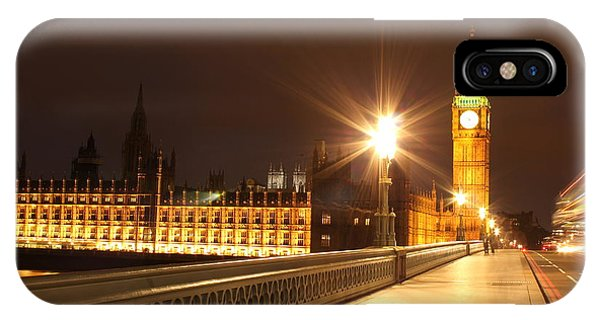 London By Night IPhone Case