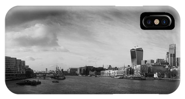 London City Panorama IPhone Case