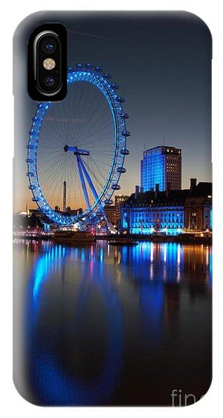 London Eye 2 IPhone Case