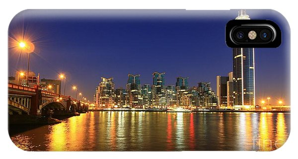 London Night IPhone Case