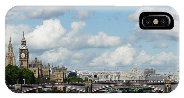 London Panorama IPhone Case