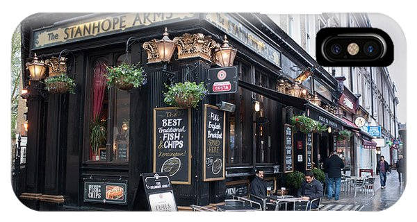 London Pub IPhone Case