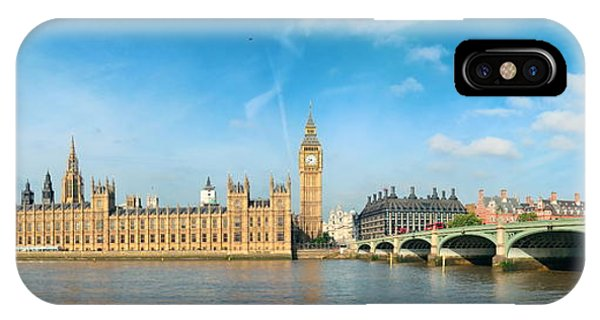 London Skyline IPhone Case