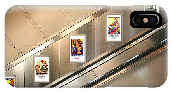 London Underground Poster Collection IPhone Case
