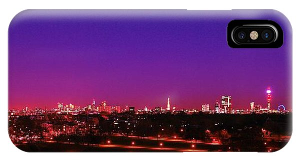 London View 1 IPhone Case