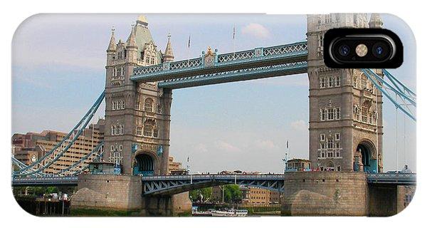 London's Tower Bridge IPhone Case