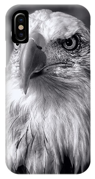 Lone Eagle IPhone Case