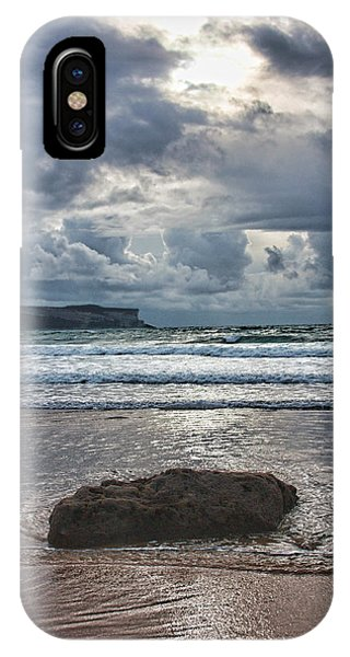 Lone Stone IPhone Case